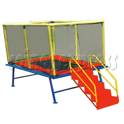 Rectangle Trampoline (Family) 22274