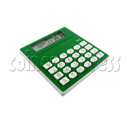 8 Digital Calculator With Calendar and Clock 23100