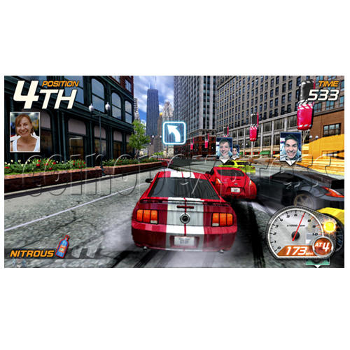 Dead Heat Street Racing (42 inch single DX) 24785