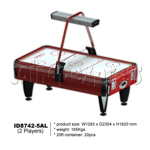 Air Hockey coin-operated models 25454