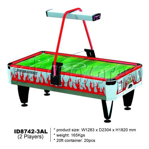 Air Hockey coin-operated models 25456