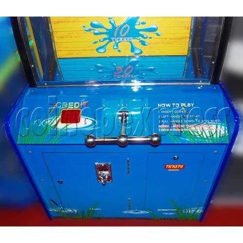 Bass Wheel ticket machine 25930