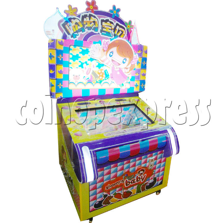 Shopping Baby Touch Game machine 26491