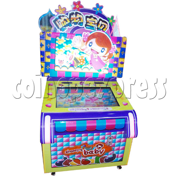 Shopping Baby Touch Game machine 26492