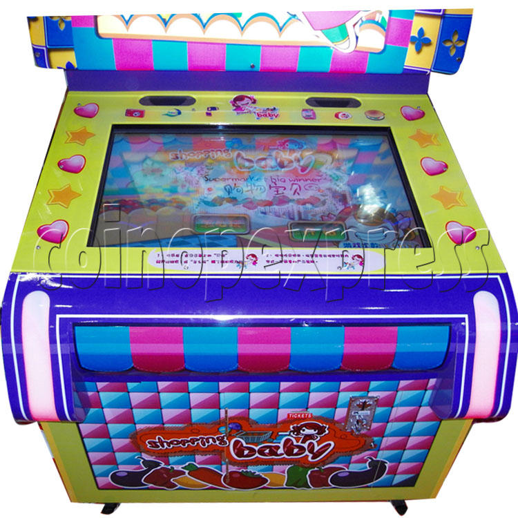 Shopping Baby Touch Game machine 26493