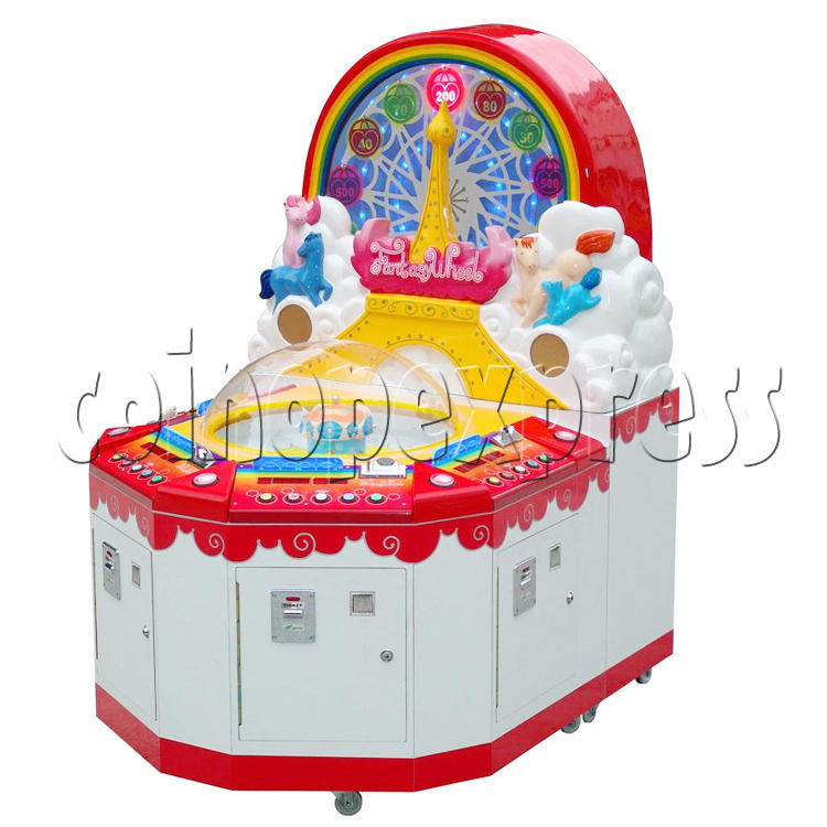 Fantasy Wheel Ticket Machine (4 players) 27164