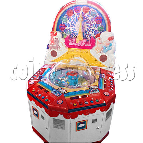 Fantasy Wheel Ticket Machine (4 players) 27165