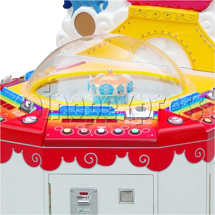 Fantasy Wheel Ticket Machine (4 players) 27166