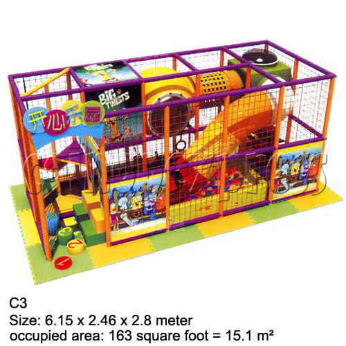 Mini Indoor Playground (339 square feet) 27858
