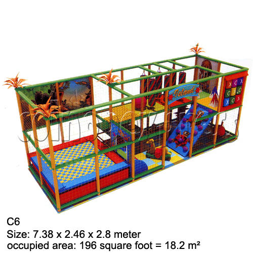 Mini Indoor Playground (339 square feet) 27861