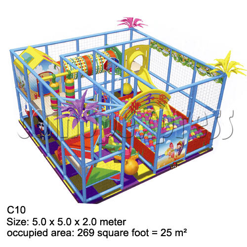 Mini Indoor Playground (339 square feet) 27932