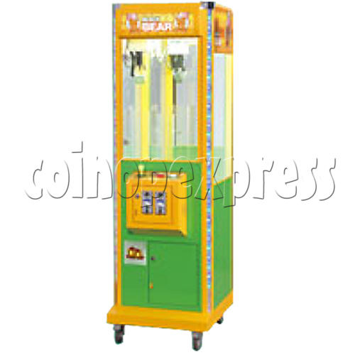 Taiwan candy crane machine: 22 inch Knight Age 27508