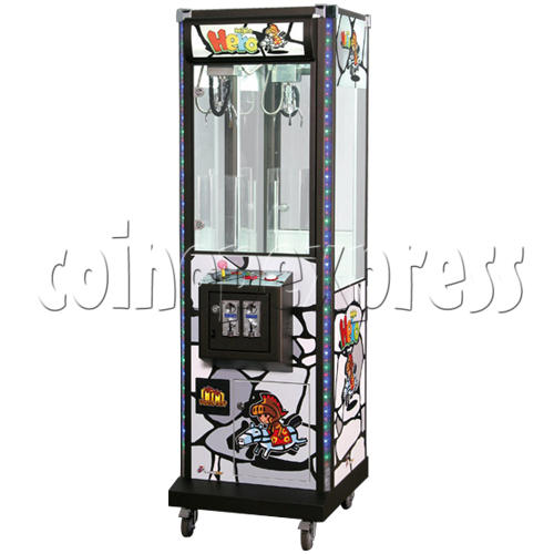 Taiwan candy crane machine: 22 inch Knight Age 27509