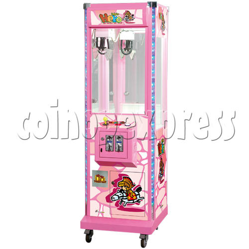 Taiwan candy crane machine: 22 inch Knight Age 27511