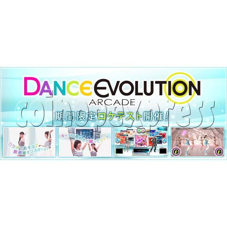 Dance Evolution Arcade 32638