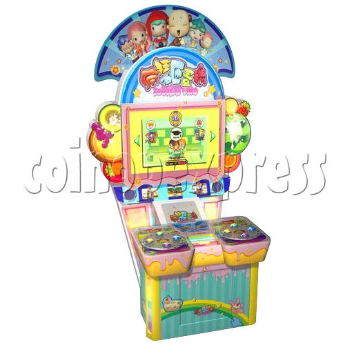 Cake Splash Ticket Machine 28634