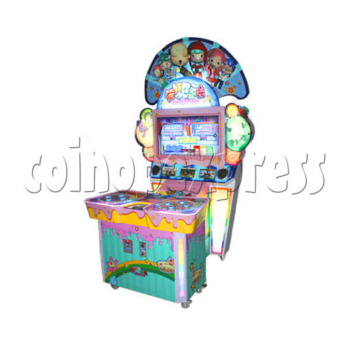 Cake Splash Ticket Machine 28635