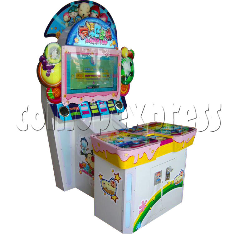 Cake Splash Ticket Machine 28636