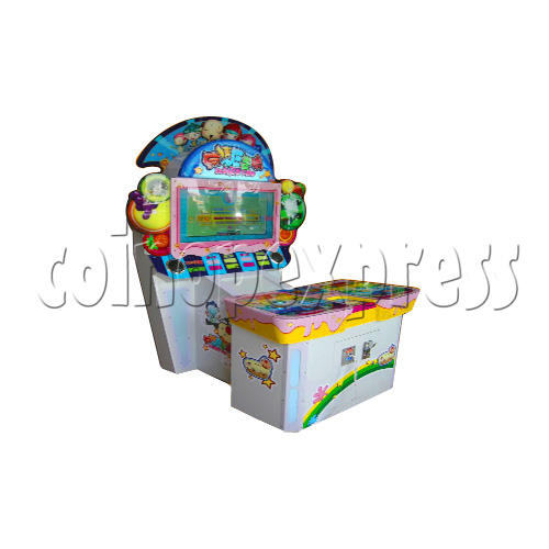 Cake Splash Ticket Machine 28639