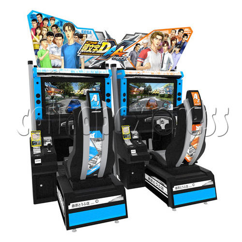 Initial D' Arcade Stage Version 7 AA X 28779
