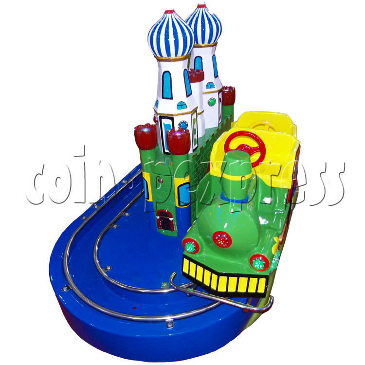 Castle Train Kiddie Ride 28949
