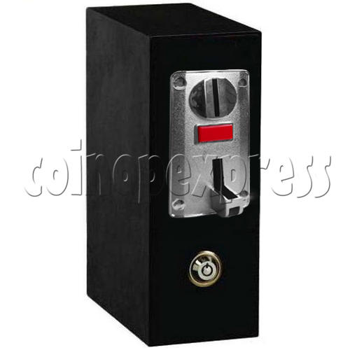 Coin-operated Heavy-duty Metal box with USB control (6 type coins) 29211