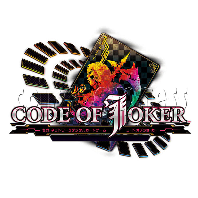 Code of Joker Digital Card Game 30252