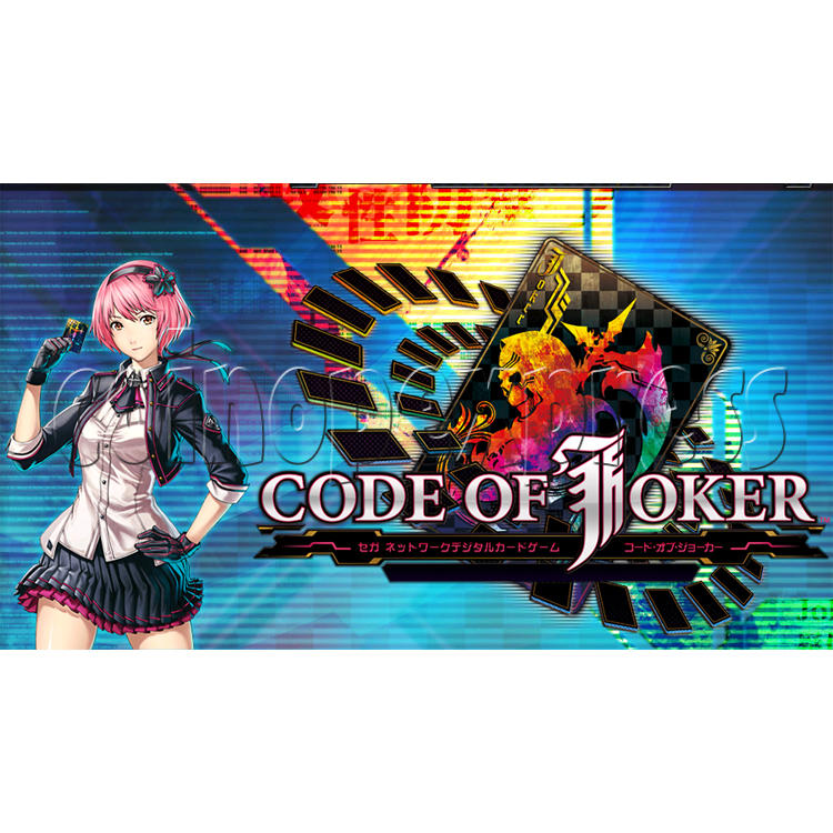 Code of Joker Digital Card Game 30254