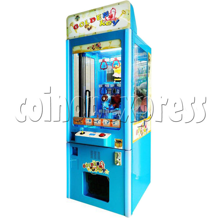 Golden Master Key Prize Machine 37260
