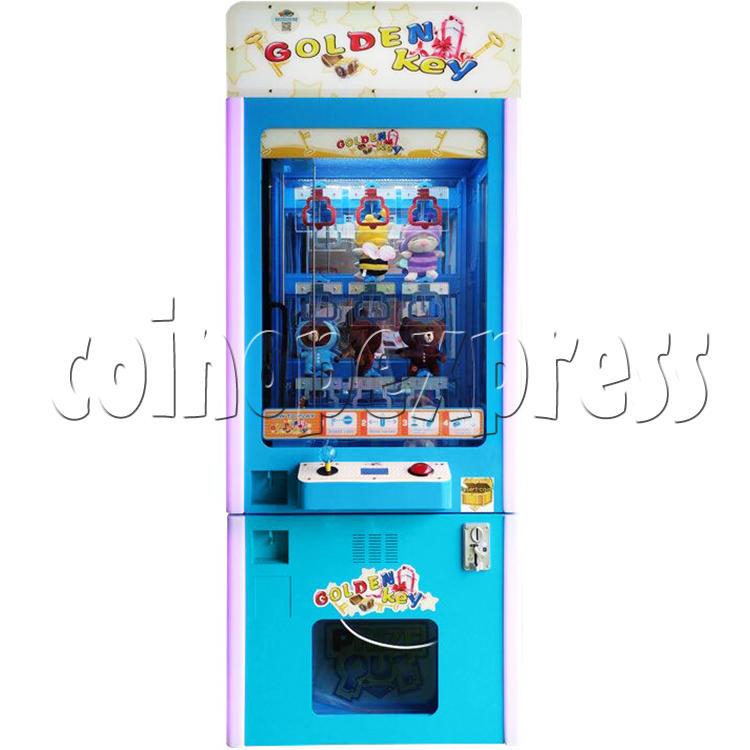 Golden Master Key Prize Machine 37261