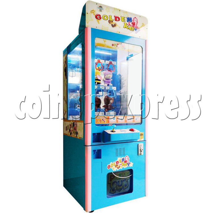 Golden Master Key Prize Machine 37262