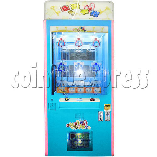 Golden Master Key Prize Machine 37263