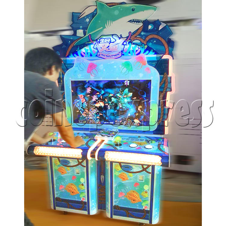 Fish Fork Masters Fishing arcade game (2 players) 33589