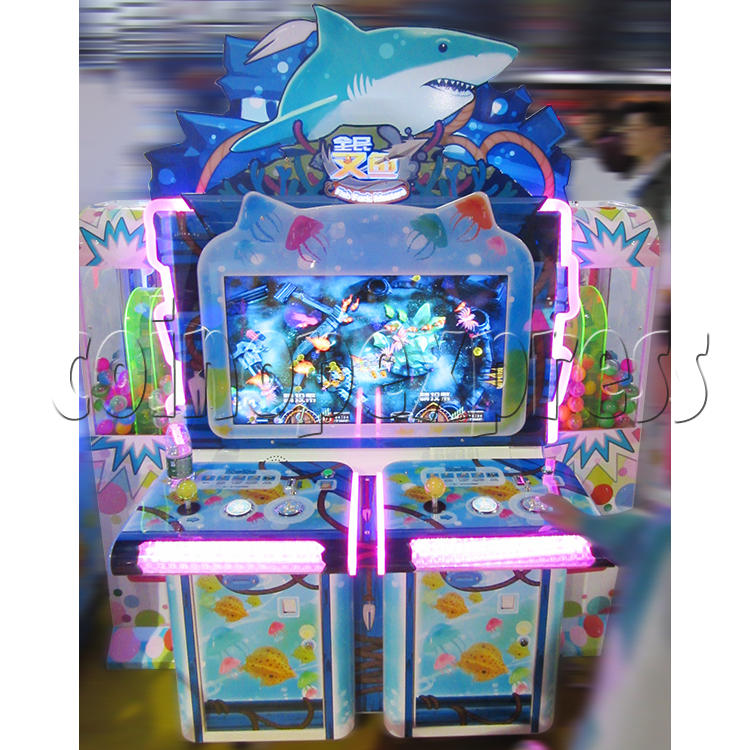 Fish Fork Masters Fishing arcade game (2 players) 33590