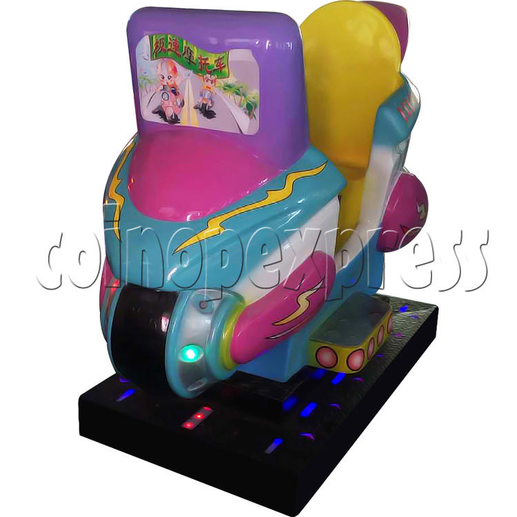Video Baby Racing Kiddie Ride 33645