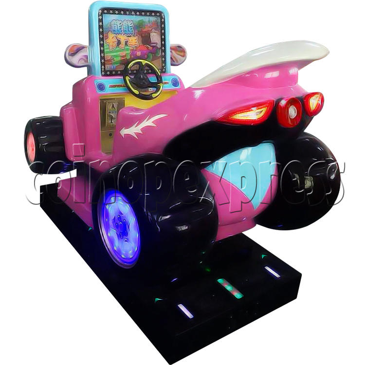 Video Baby Racing Kiddie Ride 33661