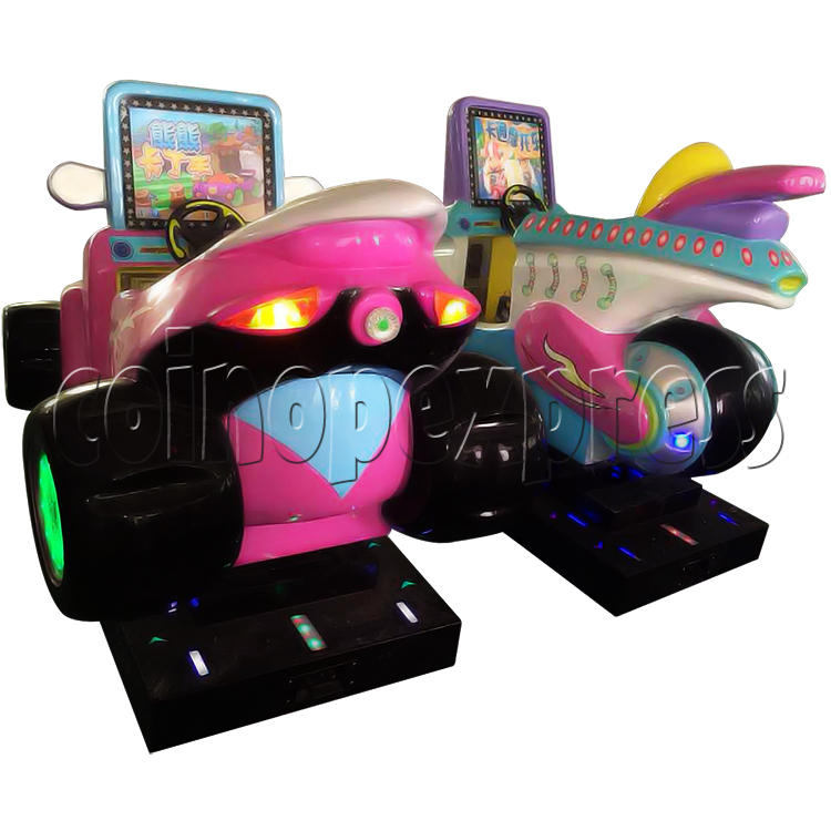 Video Baby Racing Kiddie Ride 33662