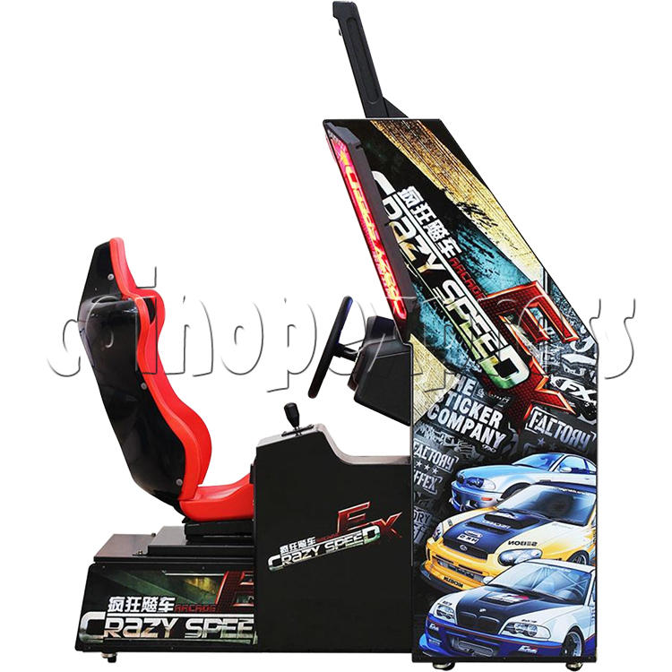 Crazy Speed EX Arcade Machine  33739