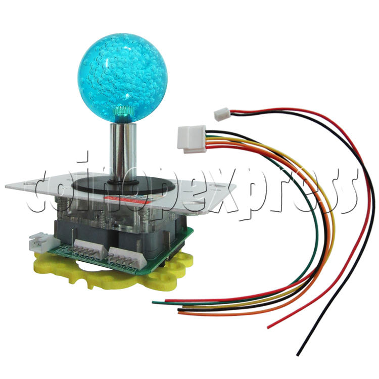 12V Illuminated Joystick for Fishing Game Machine 34537