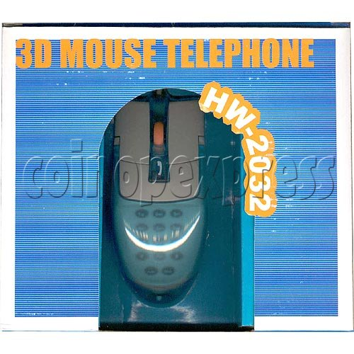 3D Mouse Telephone 2158