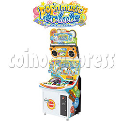 Pop'n Music éclale