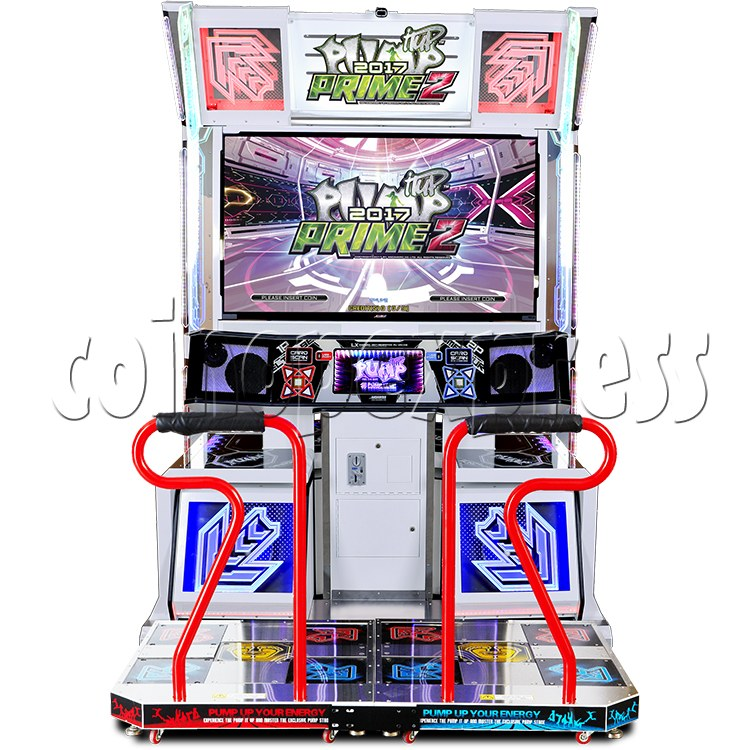 Pump It Up Prime 2 2017 Dance Machine ( LX 55 inch LCD screen) 34893