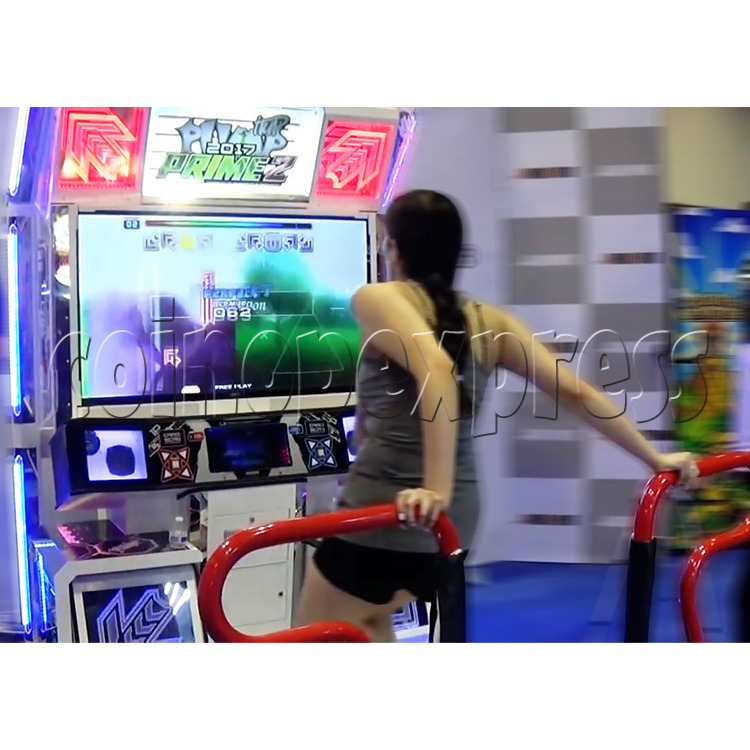 Pump It Up Prime 2 2017 Dance Machine ( LX 55 inch LCD screen) 34894
