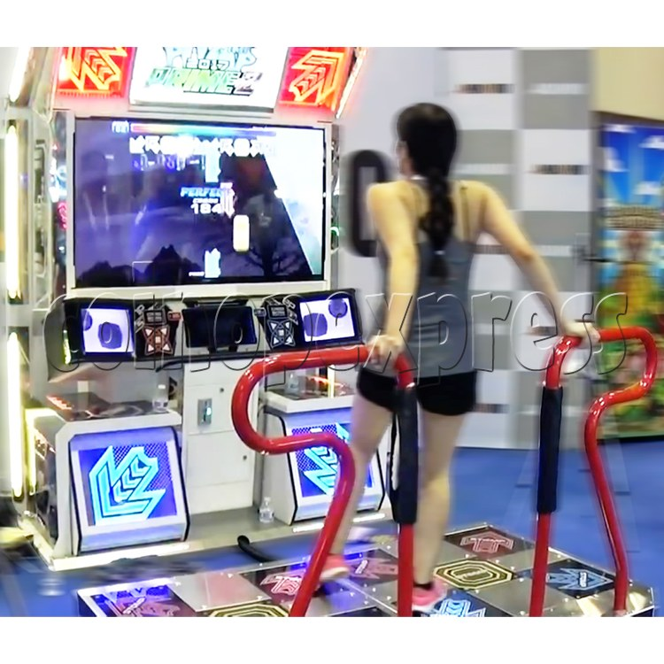 Pump It Up Prime 2 2017 Dance Machine ( LX 55 inch LCD screen) 34895