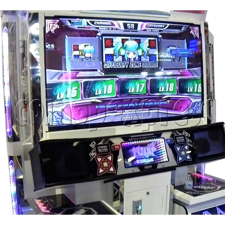 Pump It Up Prime 2 2017 Dance Machine ( LX 55 inch LCD screen) 34896