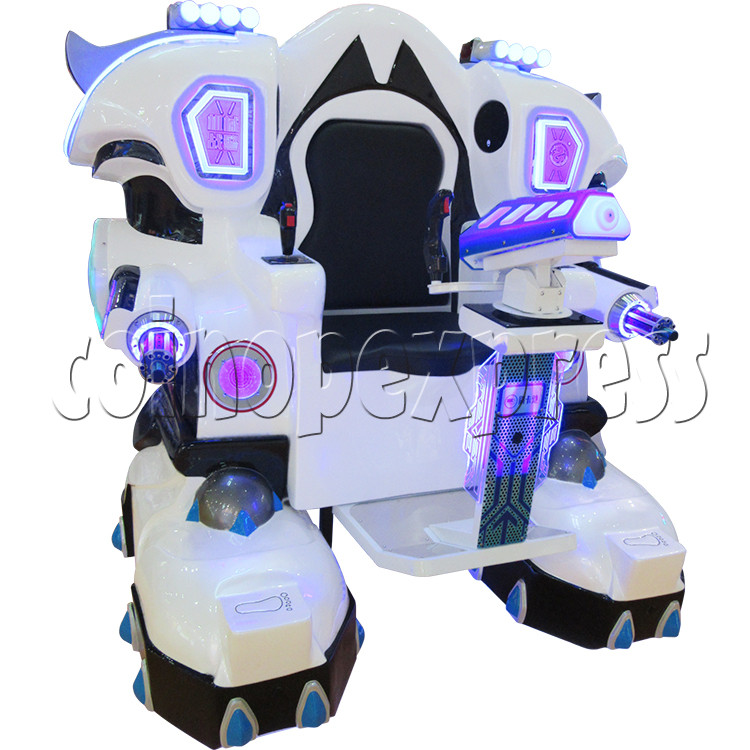 Walking Robocop Electric Rides 34921