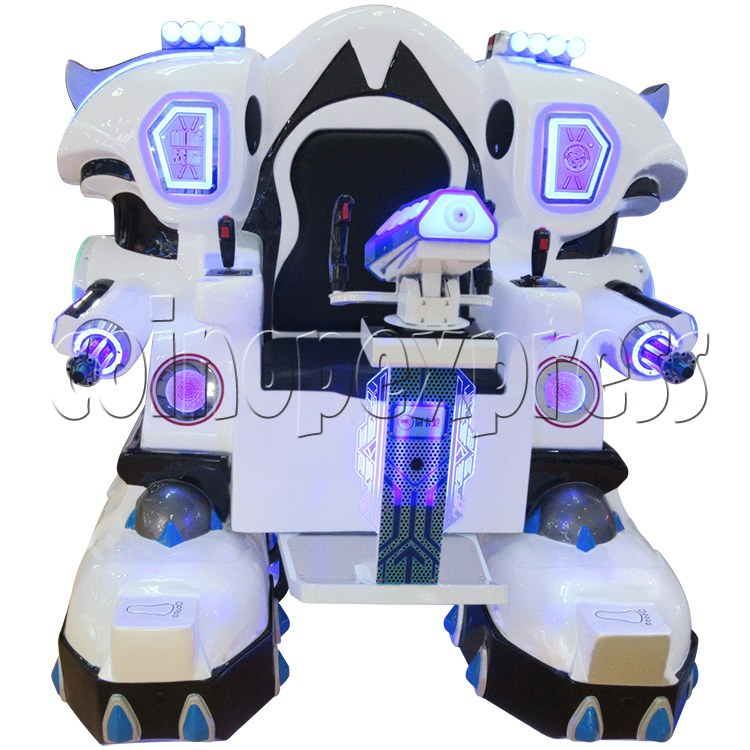 Walking Robocop Electric Rides 34922