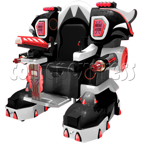 Walking Robocop Electric Rides 34924