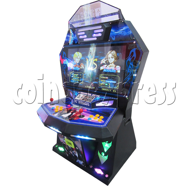 32 inch LCD Game Machine ( 2 players) 34925