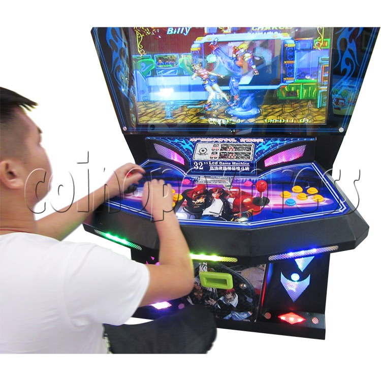 32 inch LCD Game Machine ( 2 players) 34927